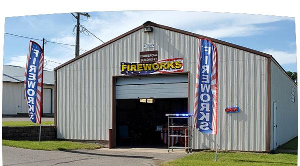 Bear Kat Fireworks