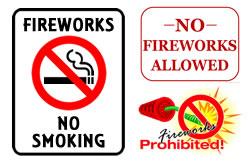 Firework Rules